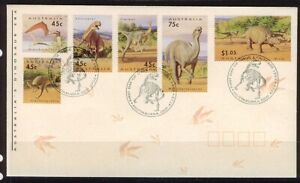 Australia 1993 Dinosaurs APM25820 First Day Cover