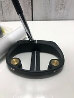 "Great Looking Ina Zone Golf Putter -- Prototype? Blade Shape, 35"", RH Video"