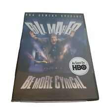 Bill Maher Be More Cynical (DVD, 2005) Bill Maher HBO Comedy New