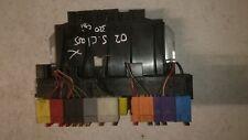 2002 MERCEDES S CLASS S320 CDi SAM UNIT FUSE BOX A0295450432