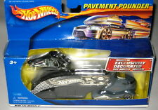 Hot Wheels Pavement Pounder Semi Exclusive Motorcycle Scorchin Scooter 47039