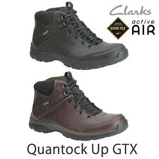 Clarks Hommes Marron Quantock Jusqu'à GTX Active Air Rock UK 7/ Us 8 G