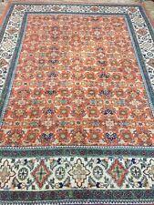Handmade Persian Mahal Style Carpet