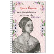 Queen Victoria Wedding Portrait Notebook