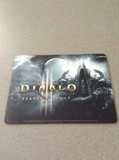Diablo III Reaper of Souls Collector's Edition Mousepad  Mouse Pad   Diablo 3