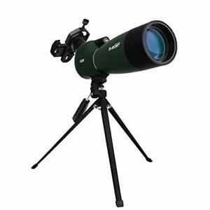 Svbony SV28 Longue-Vue, 25-75x70 Longue-Vue avec Trépied,HD BAK4 Prisme FMC Lens