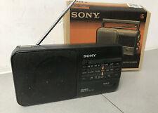 Sony ICF 790L Radio Portable analogue Radio FM AM LW Made in Japan
