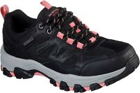 Skechers Womens Selmen West Highland Hiking Shoe Black/Charcoal