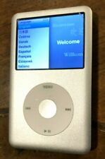Custom iPod Classic 7th Generation 160GB converted to 512GB Excellent bundle!
