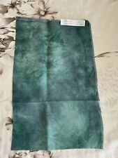 """32 ct.Hand-dyed Linen for X-Stitch:""""HAUNTED DAWN""""- 13-1/2"""" x 17-1/2""""- PicThis++"""