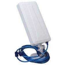 2500M Long Range WiFi Antenna Booster Extender Outdoor Wireless Router Repeater