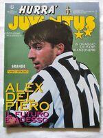 HURRA' JUVENTUS N. 12 - 1995 ALESSANDRO DEL PIERO