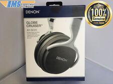DENON AH-GC20EM GLOBE CRUISER over-ear headphones wireless Bluetooth Black JAPAN