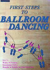 First Steps to Ballroom Dancing Waltz Foxtrot Rumba etc   L.B.Wainwright P0401