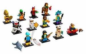 LEGO 71029 -  Serie 21 Completa - All 12 Minifigures