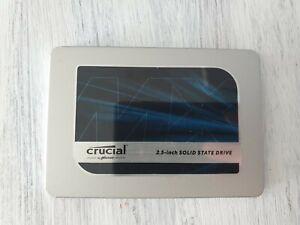 Crucial MX500 2,5-Zoll 1TB 1000GB SATA III Interne SSD (CT1000MX500SSD1)