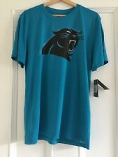 Nike NFL Carolina Panthers Team Apparel Shirt Medium