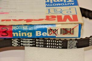 "T121  TIMING BELT-MASTER PART (GATES) (UK) 41111X3/4"" HOLDEN, ISU ( 94093, T121)"