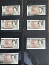 More details for english £10 banknotes uncirculated