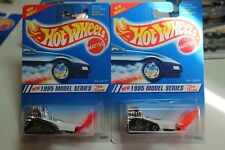 HOTWHEELS 1995 MODEL SERIES (133473) BIG CHILL 12/12, USA 1995 ISSUE, MOC X 2