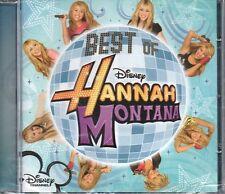 BEST OF HANNAH MONTANA - CD (NUOVO SIGILLATO)