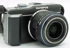 Olympus pen e-pl1 12.3mp cámara digital-Negro (kit con Ed lente 14-42mm)