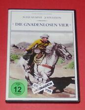 Die gnadenlosen Vier (Audie Murphy) -- DVD
