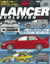 Mitsubishi Lancer Evolution #7 Tuning & Dress-up Japanese Mechanical Book