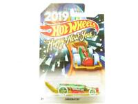 Hotwheels Holiday Hot Rods Carbonator Long Card 1 64 Scale Sealed New