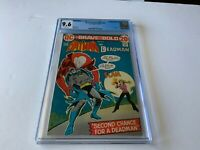 BRAVE AND THE BOLD 104 CGC 9.6 WHITE PAGES BATMAN DEADMAN DC COMICS 1972