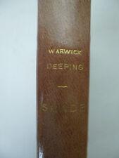 """DEEPING (Warwick). Slade (""""Slade""""). 1945. Edition originale française"""