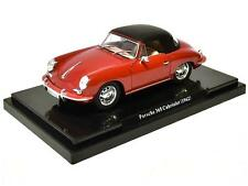 Porsche 365 Cabriolet (1962) 1/24 VOITURE MINIATURE ATLAS DIECAST MODEL CAR -101
