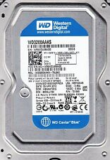 WD3200AAKS-75L9A0 dcm: HBNNHT2CG s/n: WMA..WD 320GB SATA 608