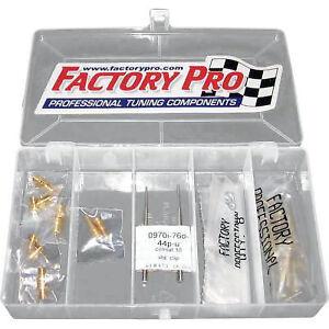 Factory Pro Carb Jet Kit Conf 10 Stage 1 1987-88 Suzuki GSXR1100 CRB-S08-1.0