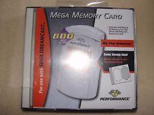 Sega Dreamcast Mega Memory Card