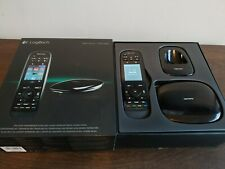 Logitech Harmony Ultimate Universal Remote Control & Hub with box + all contents