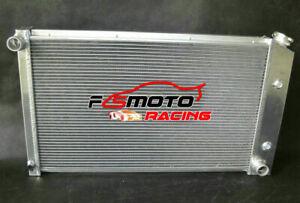 3 row Aluminum Radiator for Pontiac Firebird / Trans Am 1970-1981 71 72 73 74 75