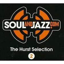 THE HURST SELECTION VOLUME 2 Various Artists NEW & SEALED SOUL JAZZ CD NU SOUL