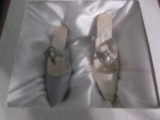 """Raine Just the Right Shoe """"From this Day Forward"""" 2 pc. Boxed Set Wedding 25777"""