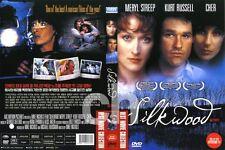 SILKWOOD (1983) - Meryl Streep   DVD NEW