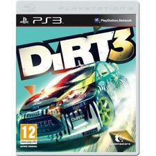 Dirt 3 PS3 Nuevo Y Sellado, no versión original de importación del Reino Unido o el presupuesto
