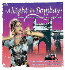 A Night in Bombay by Various Artists CD, Sep-2005, 2 Discs, Metro)SEALED NEW
