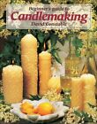 (Very Good)-Beginner's Guide To Candlemaking (Paperback)-Constable, David-085532