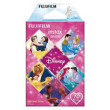 1 Pack 10 Photos Disney Princess FujiFilm Fuji Instax Mini Film Polaroid SP-2