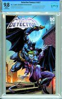 Detective Comics #1027 Comics Elite Tyler Kirkham Exclusive - CBCS 9.8!