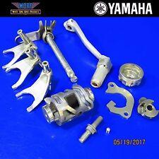 2003 Yamaha YZ250F Transmission Shift Shaft Drum Forks Lever Shifter Pedal Cam