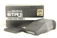 【 NEAR MINT+++ in BOX 】 ZENZA BRONICA Prism Finder for ETR S Si from JAPAN