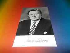 Neues AngebotMartti Ahtisaari Poitik signed signiert autograph Autogramm auf 10x15 Foto