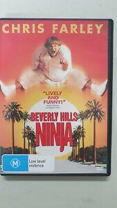 Beverly Hills Ninja, DVD