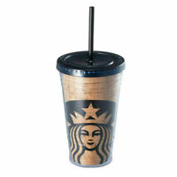 Starbucks Korea Cork Siren Cold Cup Collectible Tumbler 473ml / 16oz